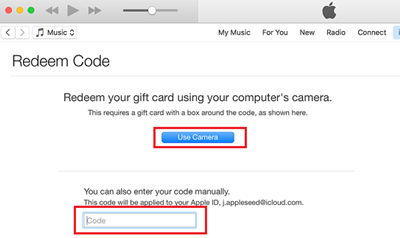How To Use iTunes Gift Card Instead Of Credit Card - TelecastHub