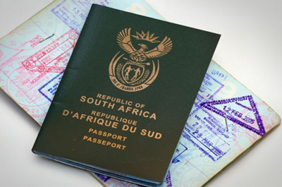 Get permanent resident in South Africa