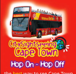 City SightSeeing Cape Town Hop-On Hop-Off