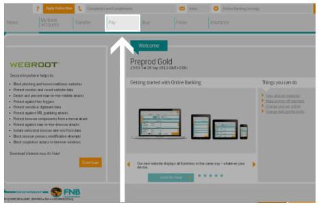 E-wallet payment process