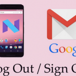 How to Log Out / Sign Out Gmail Account