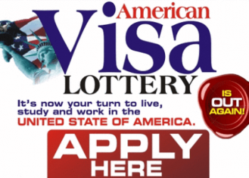 Picture of how to Apply America visa lottery